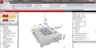modular supports design center hilti usa