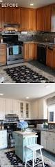 Makeover Kitchens Before And After Before And After 25 Budget Friendly Kitchen Makeover Ideas Hative