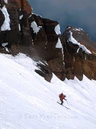 trip report mt shasta u0027s avalanche gulch earnyourturns