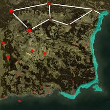dayz maps dayz how loot will affect the players movement