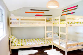 Bunk Beds Maine Portland Maine Space Saving Beds Rustic With Wood Flooring