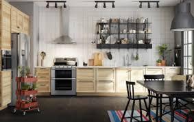 photos cuisine ikea ikea cuisine bodbyn fabulous cuisine bicolore bois et blanc u