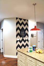 hand stamped accent wall east coast creative blog
