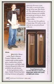 ben prowell woodworker