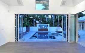 blending indoor and outdoor spaces and technology nanawall