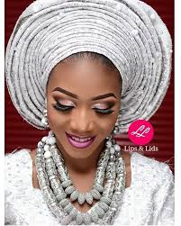 african make and asooke hair styles lovely asoebispecial asoebi speciallovers wedding makeup