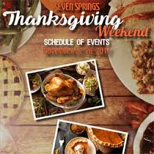 thanksgiving weekend events pa pennsylvania ski resort four
