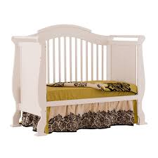 Crib Convertible by Stork Craft 04587 25 Valentia 4 In 1 Fixed Side Convertible Crib