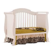 Hampton Convertible Crib by Stork Craft 04587 25 Valentia 4 In 1 Fixed Side Convertible Crib