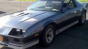 1984 chevrolet camaro z28 1984 chevrolet camaro z28 5 0l h o v8 5 speed review