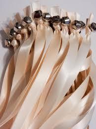 wedding wands 75 wedding ribbon bell wands send bells wedding wands