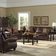 Best Leather Furniture Leather Sofa With Nailhead Trim Best Home Furniture Decoration