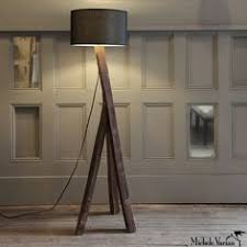 Rustic Floor Lamps Rustic Modern Black Table Lamps Accent Tables Woods Diy Lamps