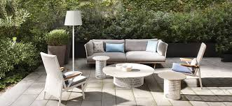 mobilier outdoor luxe kettal mesh 3 seater sofá id outdoor pools pinterest