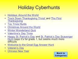 150 cyberhunts and cyberhunt construction links ppt