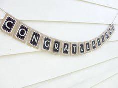 Congratulations Engagement Banner Congratulations Banner Graduation Banner Congrats Sign We Are