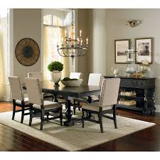 8 Pc Dining Room Set Carmel 8 Piece Dining Set With Buffet