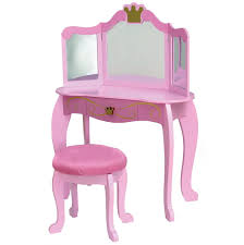 Home Goods Vanity Table Furniture Beautiful Little Girls Vanity Set Will Perfect For