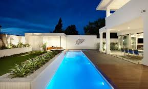 outdoor lap pool lap pool designs lightandwiregallery com