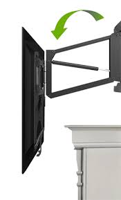 Tv Mount Over Fireplace by Fireplace Pull Down Tv Wall Mount Brackets Tv Mounts Pinterest