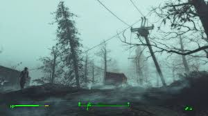 Fallout 4 Map by Fallout 4 Far Harbor Finding A Hidden Area Cranberry Island