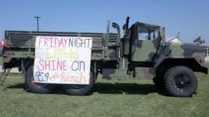 Cash Friday Night Lights The Friday Night Lights Shine On Krum Tx 95 9 The Ranch Kfwr