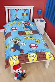 Mario Bedding Set Mario Single Duvet Cover Set Just 3 50 C C Tesco Direct