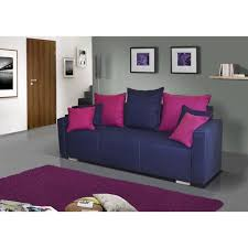 canapé convertible violet canape convertible violet maison design wiblia com