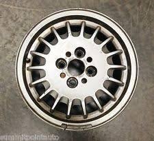 bmw e30 oem wheels car truck wheels tires parts for bmw 325es ebay