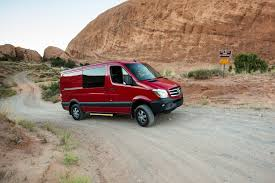 in search of adventure in the 2015 mercedes benz sprinter crew 4x4