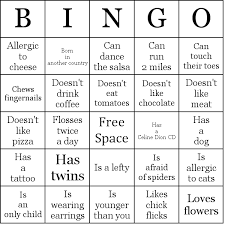 wedding words for bingo breaker bingo cards