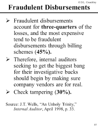 the fraud side of forensic accounting d larry crumbley cpa cr