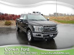 new 2018 ford f 150 for sale nampa id