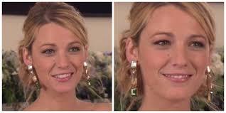 gossip girl earrings serena der woodsen wedding dress hair gossip girl
