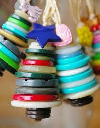 25 unique button ornaments ideas on button