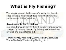 what is fly fishing how to fly fish where to fly fish