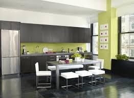 deco cuisine grise comely deco cuisine gris vert vue stockage est comme moderne
