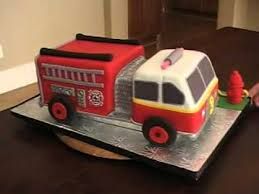 firetruck cakes cakes by marnie firetruck cake with lights
