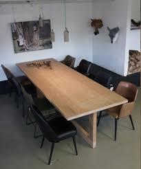 Esszimmertisch Royal Oak Tisch Treslong 50er Jahre Möbel Woodzs