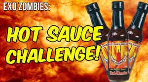 Challenge Sauce Exo Zombies Sauce Challenge Sauce In The Uk