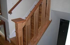 kids stair banister kit modern oak stair railing kits u201a enjoyable