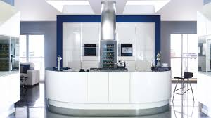 Linear Kitchen by Linear Gloss Ivory Our Kitchens Mackintosh Kitchens
