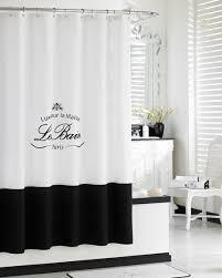 Kassatex Shower Curtain Kassatex Le Bain Shower Curtain