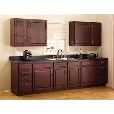 home depot economy kitchen cabinets rust oleum transformations 1 qt espresso small cabinet kit