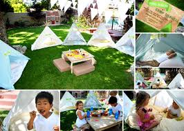 triyae com u003d backyard camping party ideas various design