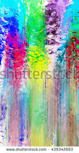 abstract colorful painted background stock illustration 439342693