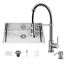 Faucets For Kitchen by Kitchen Silver Sink Soap Dispenser Matched With Sink And Faucet