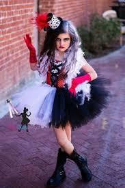 Cruella Vil Halloween Costume Cruella Deville Costume Cruella Deville Costume Works