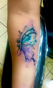 14 watercolor semicolon butterfly tattoos parryz com