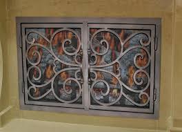 great iron fireplace doors ideas latest door u0026 stair design